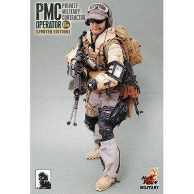 全新 Hot toys 1/6 PMC OPERATOR 07 VER LIMITED EDITION