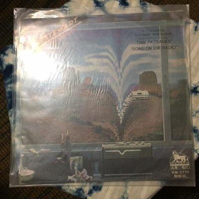 ~春庄生活美學小舖~2手黑膠LP    AL STEWART/TIME PASSAGES   台版