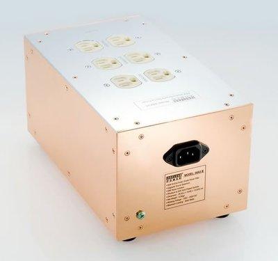 【富豪音響】高雄旗艦店 音質改善ISOCLEAN 60a3 II-濾波型6孔發燒電源座