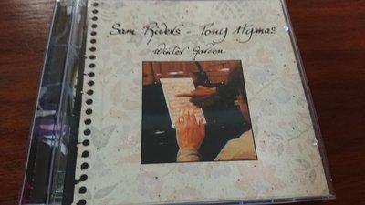 Sam rivers -Tony hymas Winter garden 發燒罕見爵士錄音盤