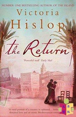 [文閲原版]歸還 英文原版 The Return Victoria Hislop Headline Publishing Group