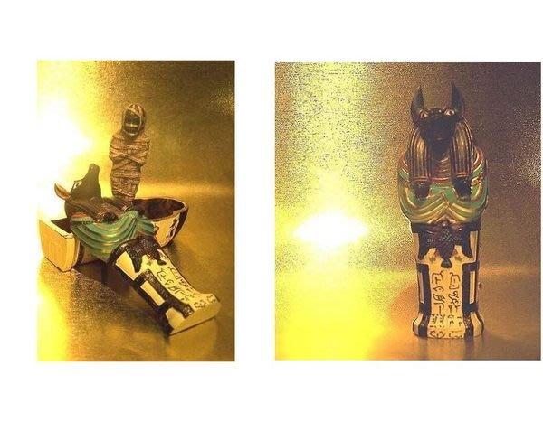 [Vero 設計作品 手工彩繪- 祭司 棺材 ]- 阿努比斯-埃及古文明. Egypt@  $880【預訂品】