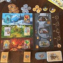 大安殿實體店面 Treasure Hunter 寶物獵人 英文正版益智桌遊