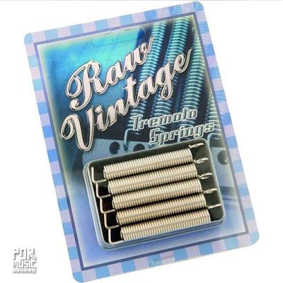 【搖滾玩家樂器】全新 RAW VINTAGE TREMOLO SPRINGS 電吉他 搖座 彈簧 RVTS-1