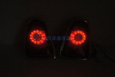 ~~ADT.車燈.車材~~MINI COOPER R56  06 07 08 09 10 11 12 LED導光尾燈組