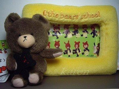 ***日本帶回***the bears school小熊學校可愛相框