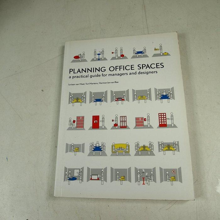 【懶得出門二手書】《Planning Office Spaces》Juriaan van Meel│八成新(22H21)