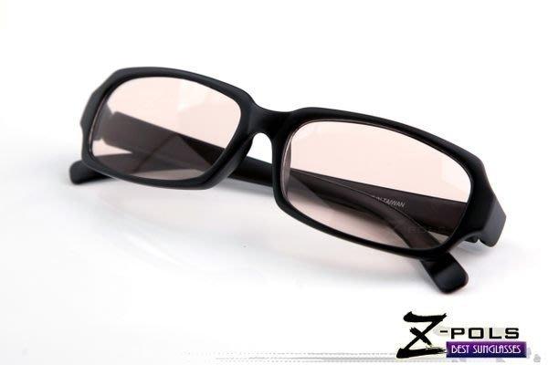 抗藍光最佳利器!MIT視鼎Z-POLS 超好搭潮流質感中性百搭款 專業設計PC材質 抗藍光眼鏡