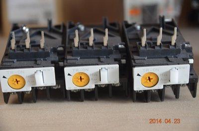 Fe 富士 TR-0N 熱動過負載電驛 積熱電驛 日製  O.L 、TH-RY 、Overload relay