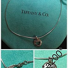 Tiffany & Co. 925 純銀 頸鍊 100% REAL silver necklace