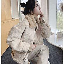 羊羔毛外套 DANDT 羊羔毛複合麂皮絨夾克外套(20 DEC)同風格請在賣場搜尋 SHA 或 歐美服飾
