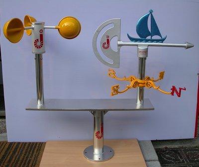 景觀風杯風向機 wind vane, weather vane, wind cup JK-18S+CUP(帆船)