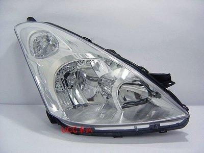 【UCC車趴】TOYOTA 豐田 WISH 04 05 06 原廠型 晶鑽大燈+霧燈 一組4200