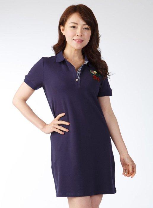 """新貨上架"""" 流行連身 連身裙洋裝 """"這款有修身很美Size:XL深藍"""