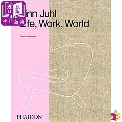 [文閲原版]芬·尤爾,生活,工作,世界 英文原版 Finn Juhl: Life, Work, World
