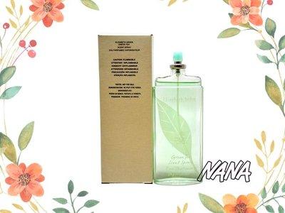 ♡NANA♡ Elizaeth Arden Green Tea 雅頓 綠茶 中性淡香水 TESTER 100ML