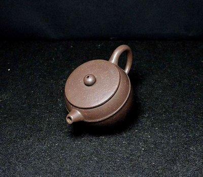 大金壺-早期中國宜興原礦老紫泥  土胎細膩漂亮  手工一流   好泡好養