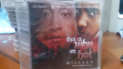 Mixtape-this is why i m hot  DJ spark