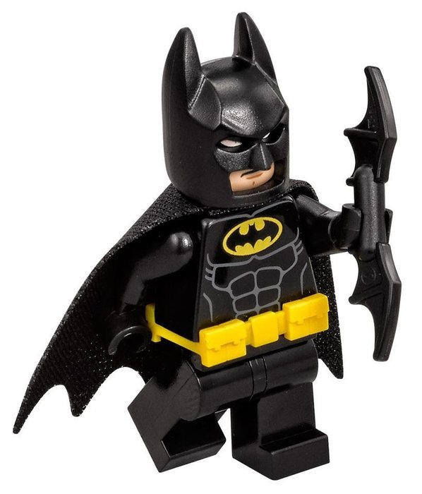 現貨【LEGO 樂高】全新正品 益智玩具 積木/ 蝙蝠俠電影 70903 70911 | 單一人偶: 蝙蝠俠+蝙蝠飛鏢