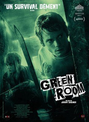 【藍光電影】綠色房間/納粹龐克 Green Room (2015) 93-051