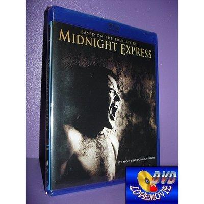 A區BD藍光正版【午夜快車Midnight Express(1978)】[含中文字幕]全新未拆《霧港水手:布萊德戴維斯》