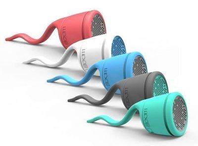 --庫米--美國知名潮流品牌 BOOM Swimmer 防水藍芽喇叭 IPX7 防水認證