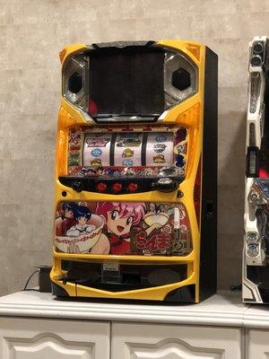 日本原裝機台SLOT斯洛2013亂馬1/2 漫畫迷收藏超帥氣電玩系列大型電玩插電就可玩非柏青哥小鋼珠.拉霸機店面帥擺飾