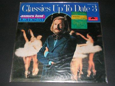 〈黑膠唱片〉全新未拆 james last CLASSICS UP TO DATE 3 直接買 / #108
