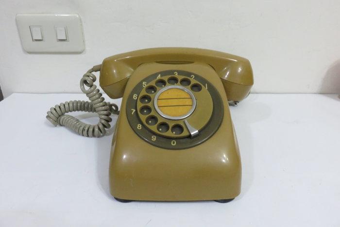 【讓藏】早期收藏老電話,超優老古董擺飾,老撥盤電話,功能無測試,BB件,免競標,下標就賣