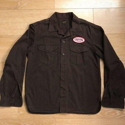 Tenderloin 工作襯衫【sold】