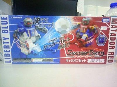 TakaraTomy Soccer Borg搖控足球機械人 全新品 10287 Epc-1489-112