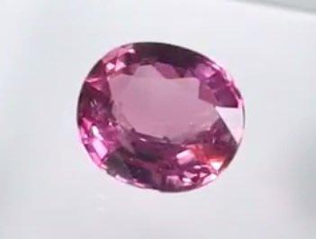 全美特價~天然 無燒錫蘭產 斯里蘭卡 粉紅藍寶石 剛玉 粉剛 色濃 粉紅藍寶石1.08克拉-附GIA無燒證書
