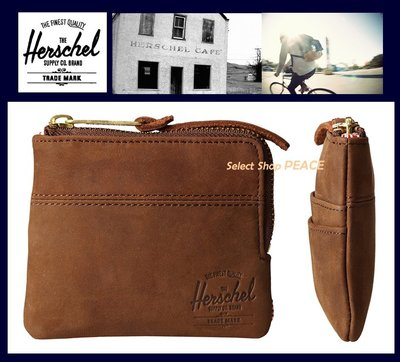 Herschel Supply Co. 加拿大【現貨】零錢包 Johnny Wallet Leather