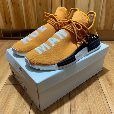 【已售出】 Adidas Human Race NMD 菲董 橘色 OG 經典 一代配色 BB3070