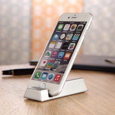 [ifostore]鋁合金手機座PS-101立架 視訊 聊天 看影片 多功能 zenfone iphone