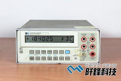 【阡鋒科技 二手儀器】 HP 3478A 5 1/2 Digital Multimeters 五位半數位電錶