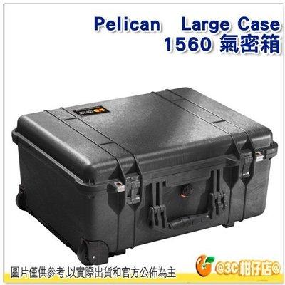 @3C 柑仔店@ 客訂 Pelican 派力肯 1560 含泡棉 含輪座 氣密箱 塘鵝 防水盒 正成公司貨
