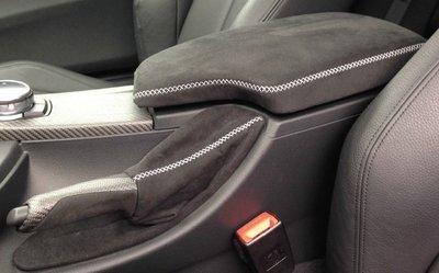 BMW M Performance Alcantara 中央扶手 扶手 內裝飾板 For F20 F20 Lci F22