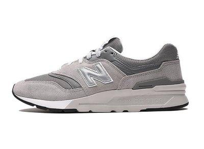 NEW BALANCE 997H 慢跑鞋 灰色 NB997H 運動休閒鞋 男女尺寸