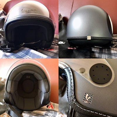 VESPA 偉士牌 Visor 2.0  Sei Giorni LTD 2019 grey 安全帽