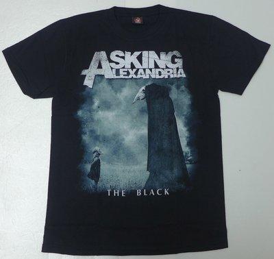 【Mr.17】 Asking Alexandria 英國金屬樂團 T-SHIRT 短袖 龐克 搖滾 團T (H662)