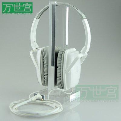 遇見❥便利店 頭戴式耳機展示架 亞克力透明耳機架 頭模 假人頭 2代(規格不同價格不同請諮詢喔)
