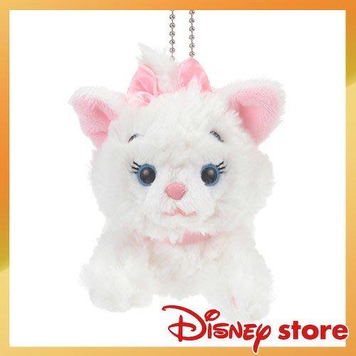 41+ 4/20 日本連線代購 Disneystore 迪士尼專賣店 瑪麗貓 瑪麗 趴姿 鑰匙圈 吊飾 小日尼三