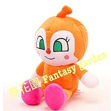 奇花園日本麵包超人 anpanman小病毒娃娃紅精靈 可愛玩偶 小型 S號寶寶 小孩 兒童 生日禮物 現貨