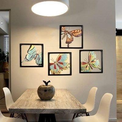 掛飾 壁掛 擺件-創意鐵藝歐式做舊居家擺飾用品8款73a18[獨家進口][巴黎精品]