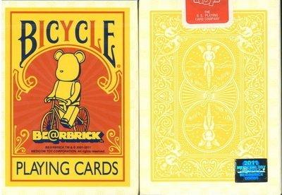 【意凡魔術小舖】撲克牌BICYCLE Bear Brick deck紙牌撲克牌魔術牌poker
