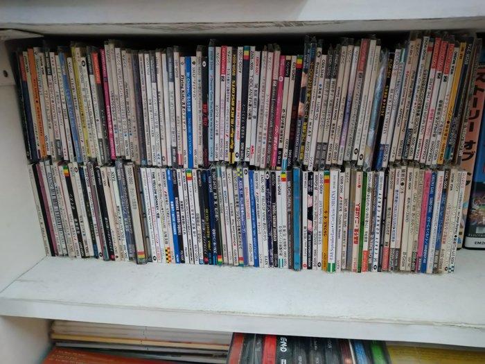 限來店挖寶 勿網路提問 出清300張 日本特有 音樂CD 8CM SINGLE 大量全日本歌手 GLAY GLOBE