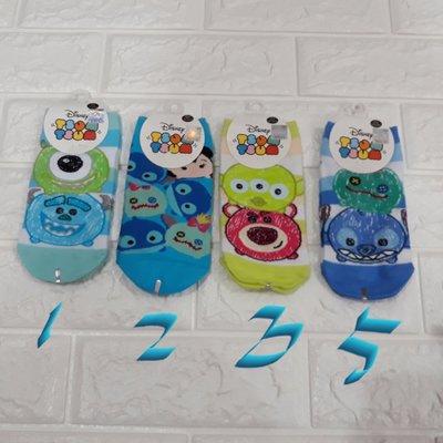 襪迪士尼卡通小童襪