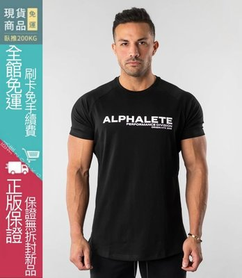《臥推200KG》Alphalete(現貨 M ) *男生 PERFORMANCE 運動上衣 下標當天出貨