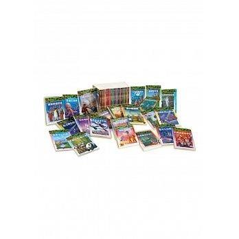 【大衛】小天下/冒險:神奇樹屋1-24集+原版進口1-24CD